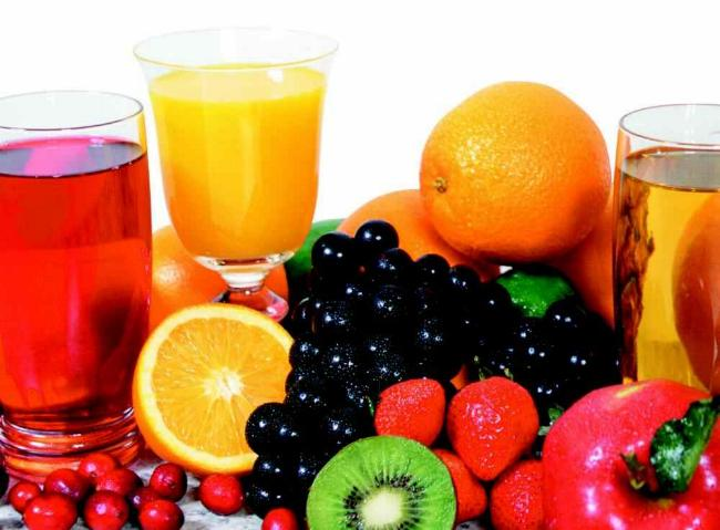 Fruit juice – Stay away from it!